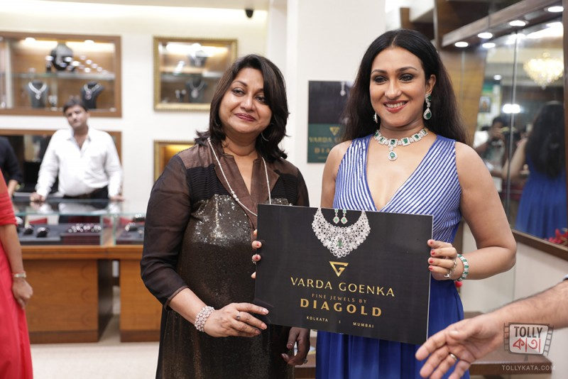 Varda Goenka Diagold Collection Launch
