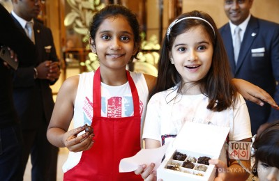 Cake workshops in Kolkata J W Marriott
