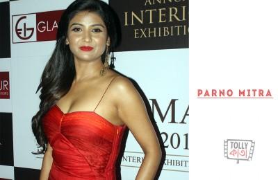 Actress Parno Mitra