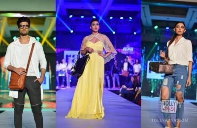 Ilpa 2018 fashion show leather