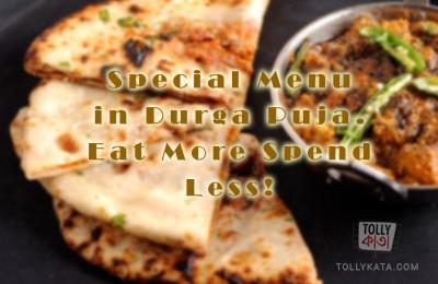 Best Restaurant Durga Puja