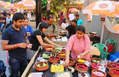 Streets of India Kolkata fashion and food festival